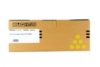 Toner Ricoh SP C340 Yellow 5000 Pagini (407902)