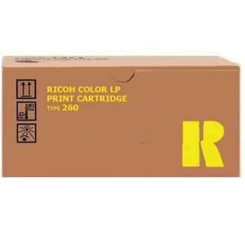 Ricoh Toner Type 260 Yellow (888447)
