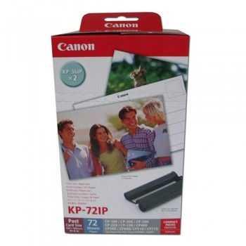 Set cartus si hartie foto KP72IP (2x36IP) Canon Selphy CP780
