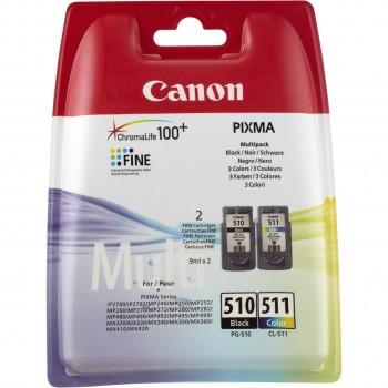 Set Cartuse Canon PG-510 si CL-511