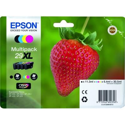 Set Cartuse Epson Multipack Nr. 29XL (C13T29964010)