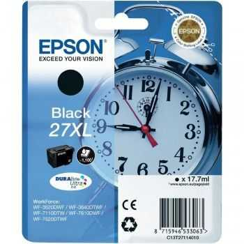 Cartus Cerneala Epson Black 27XL