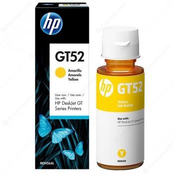 Sticlă Cerneală Originală HP GT52 Yellow 8.000 Pagini