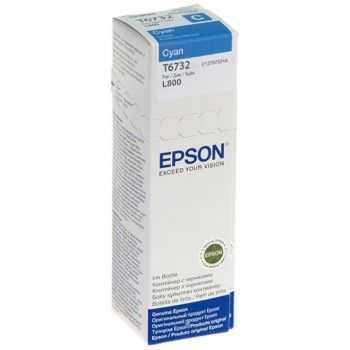 Cerneala Epson T6732 Cyan 70ml
