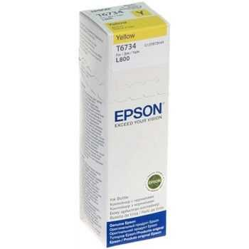 Cerneala Epson T6734 Yellow 70ml