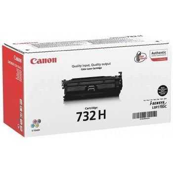Toner Black CRG732HB Mare Capacitate pentru LBP7780C  Black 12000 Pagini