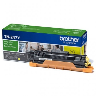 Toner Brother Galben(Yellow) TN247Y 2.300 Pagini