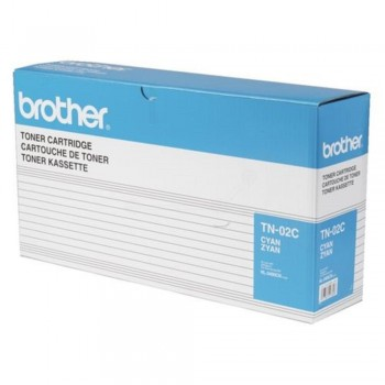Toner Brother TN 02C cyan