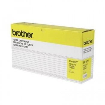 Toner Brother TN 02Y yellow