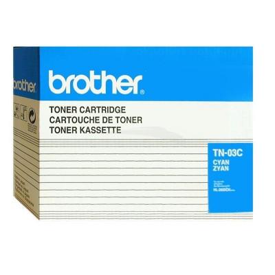 Toner Brother TN 03C cyan