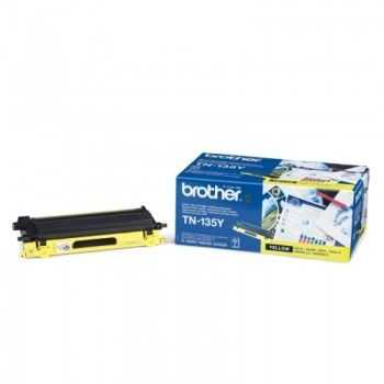 Toner Brother TN135Y yellow