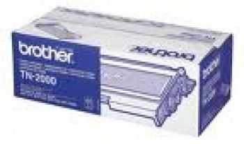 Toner Brother TN 2000 black