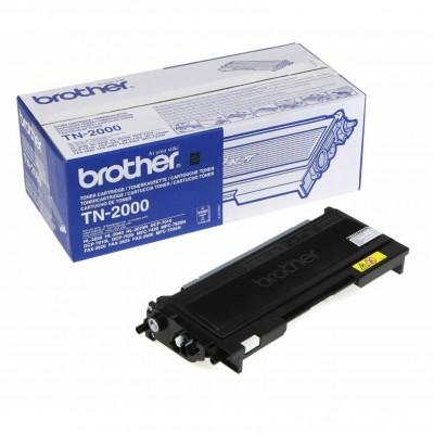 Toner Brother TN 2000 black