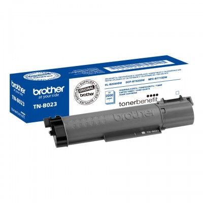 Toner Brother TN-B023 Black 2000 Pagini