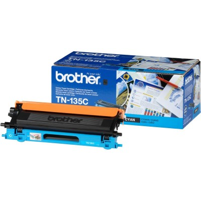 Toner Brother TN135C cyan