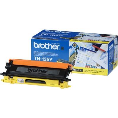 Toner Brother TN135Y yellow