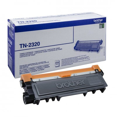 Toner Brother TN2320 Black 2600 Pagini