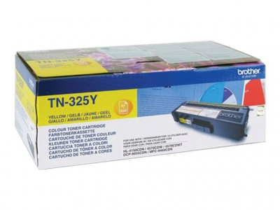 Toner Brother TN325Y Yellow 3.500 Pagini