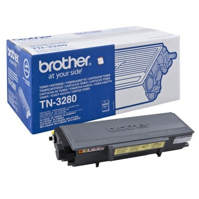 Toner Brother TN3280 Black 8.000 Pagini