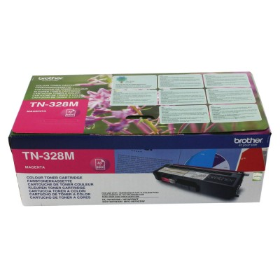 Toner Brother TN328M Magenta 6.000 Pagini