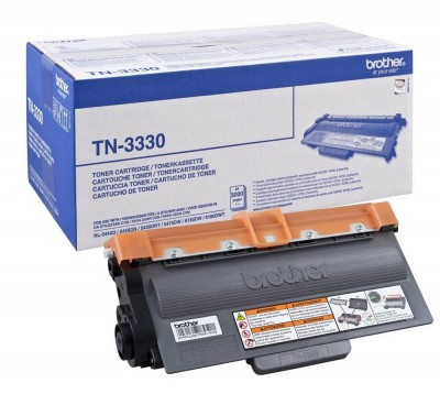 Toner Brother TN3330 Black 3000 Pagini
