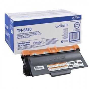 Toner Brother TN3380 Black 8000 Pagini