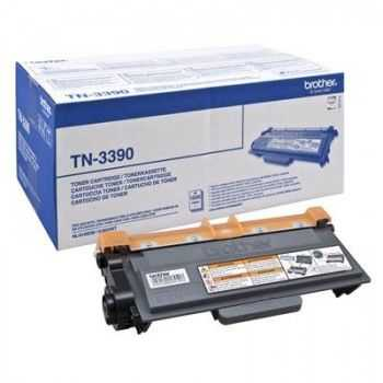 Toner Brother TN3390 Black 12000 Pagini