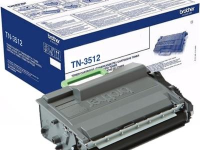 Toner Brother TN3512 Negru 12000 Pagini