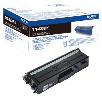 Toner Brother TN423BK Black 6.500 Pagini