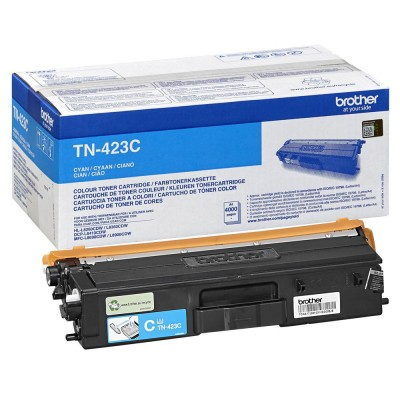 Toner Brother TN423C Cyan 4.000 Pagini