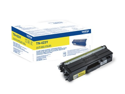 Toner Brother TN423Y Yellow 4.000 Pagini