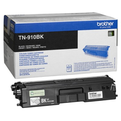 Toner Brother TN910BK Black 9.000 pagini