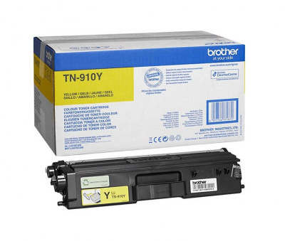 Toner Brother TN910Y Yellow 9.000 pagini