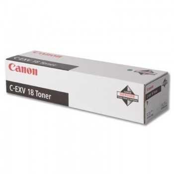 Toner Canon C-EXV18 black