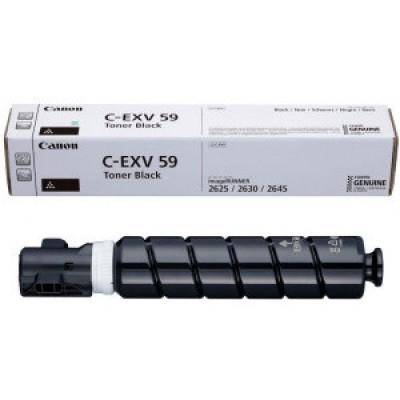 Toner Canon C-EXV59 Black 30.000 Pagini