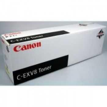 Toner Canon C-EXV8Y yellow