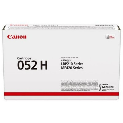 Toner Canon Cartridge 052H Black 9.200 Pagini