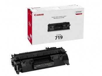 Toner Canon CRG 719 pentru LBP 6300dn 2100 pagini