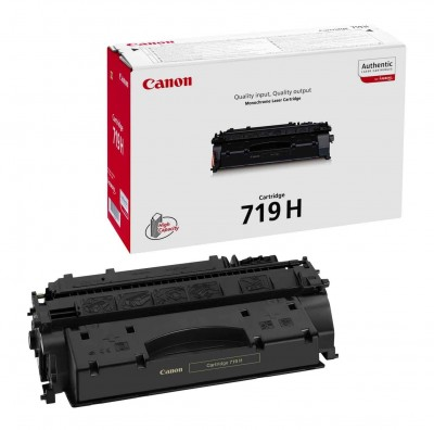 Toner Canon CRG-719H black 6400 pagini