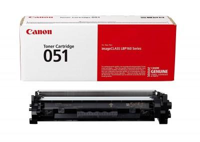 Toner Canon CRG051 Black 1.700 Pagini