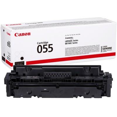 Toner Canon CRG055BK Negru 2.300 Pagini