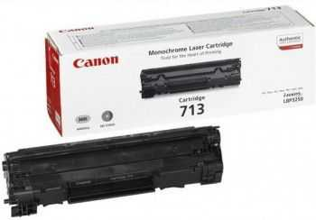 Toner Canon CRG713 black