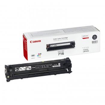 Toner Canon CRG716B black