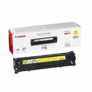 Toner Canon CRG716Y yellow