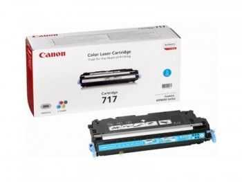 Toner Canon CRG717C cyan