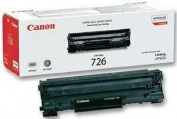 Toner Canon CRG726 LBP6200D black 2100 pagini