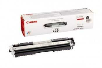Toner Canon CRG729K black pentru LBP7018C 1200 pagini