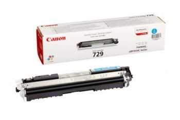 Toner Canon CRG729Y cyan LBP7018C 1000 pagini