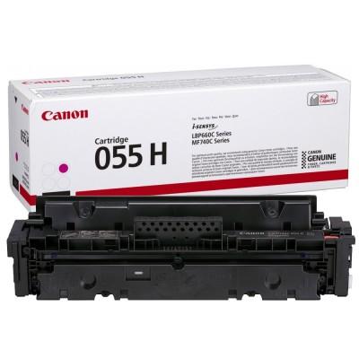 Toner Canon High Yield CRG055HM Magenta 5.900 Pagini