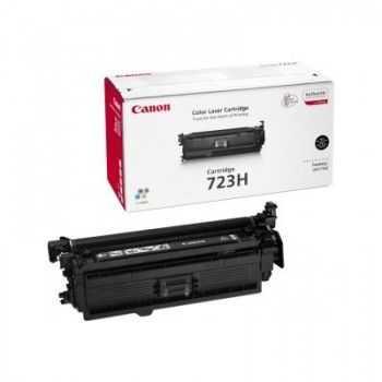 Toner Canon LBP7750dn CRG723H black mare capacitate 10000 pagini